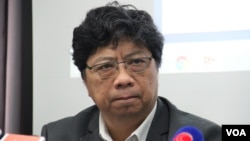 """香港记协:新闻自由持续恶化 中央政府被视""""主因"""""""