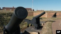 Форт Мак-Генри. Балтимор. 2006 г.