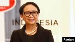 Menlu RI, Retno Marsudi di Kantor kemenlu RI Jakarta, 10 Januari 2020. (Foto: dok).