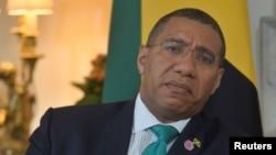 PM Jamaika Andrew Holness. (Foto: dok).