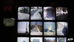 Pháp đang đề cao cảnh giác. Các địa điểm trên màn hình nằm trong số những nơi đang được theo dõi an ninh