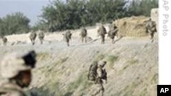 美英军事行动为阿富汗选民登记清路