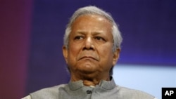 Muhammad Yunus (file photo)