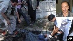 فاروق کوهستانی آمر جنایی قوماندانی امنیۀ ولایت هرات کشته شدگان را افراد غیر نظامی خواند.