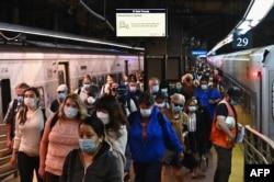 Центральний вокзал Нью-Йорка, червень 2020 року
