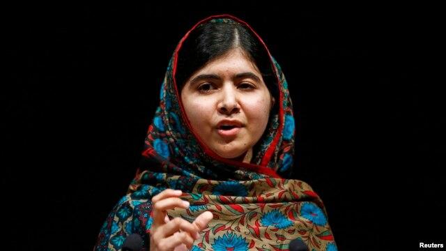 Ở tuổi 17, Malala Yousafzai là người nhận giải Nobel hòa bình trẻ nhất trong lịch sử hơn trăm năm của giải thưởng có uy tín nhất thế giới này.