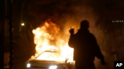 弗格森市於2014年8月時的騷亂