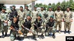 هشت روز پیش مقام های ارتش ایران اعزام تکاوران ارتش ایران به سوریه را تایید کرده بودند.