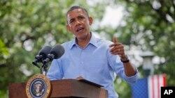 """La iniciativa forma parte de """"Counter-Terrorism Partnerships Fund"""" que Obama propuso el mes pasado en la Academia Militar de EE.UU."""