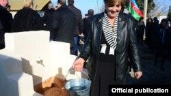 Goranboyda icma layihəsi