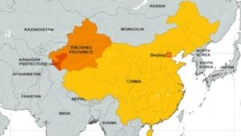 Xinjiang province, Kashgar prefecture, China