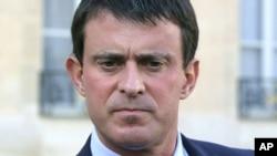 Umushikiranganji wa mbere mushasha w'Ubufransa, Manuel Valls
