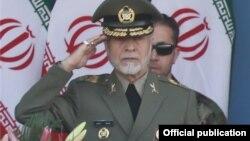 아타올라 살레히 이란 군 총사령관. (자료사진)