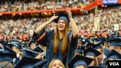 Syracuse University Commencement