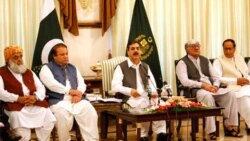 کفيل فرستاده ويژه آمریکا با نواز شریف در پاکستان ملاقات کرد