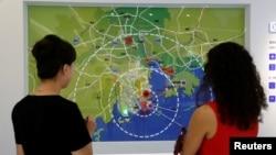 大灣區地圖