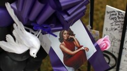 In Whitney Houston's Hometown, Fans Pay Tribute