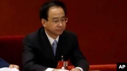 Ling Jihua, pembantu utama mantan Presiden China Hu Jintao (foto: dok).