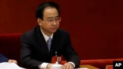 中共原统战部部长令计划
