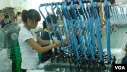 製造醫療保健器材的中國大陸台商擔心,中日爆發貿易戰會影響發展日本出口市場的計劃