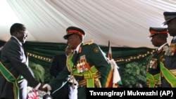 VaRobert Mugabe naVaConstantine Chiwenga