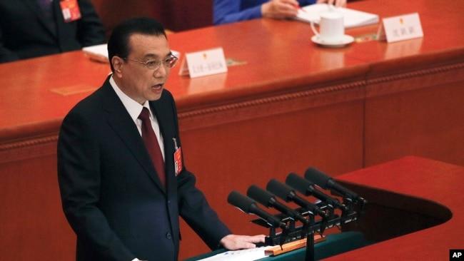 李克强:中国经有巨大韧性 58%美企忧中国经济疲软