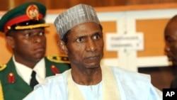 尼日利亚总统阿利尤