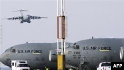 База США в аэропорту «Манас»