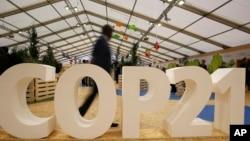 Los participantes en la COP21 planean adoptar un pacto de cooperación sobre el agua y adaptación al cambio climático.