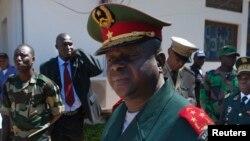 António Indjai disse recentemente que Enide da Gama estava morta
