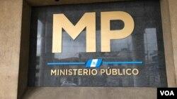 Guatemala creó una fiscalía especializada para investigar y erradicar el tráfico ilícito de migrantes.