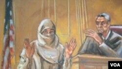Aafia Siddiqui proglašena krivom za pokušaj ubistva američkih državljana u Afganistanu