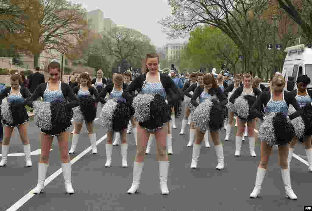 Вашингтон – праздник с японским акцентом