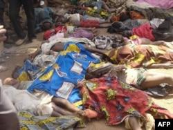 Nijerya'da Askeri Birliklerle Dinci Militanlar Çatıştı