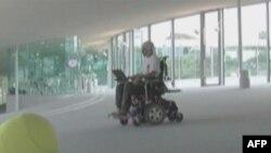 Brain-controlled wheelchair, École Polytechnique Fédérale de Lausanne