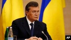 Янукович у Росії