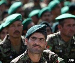 Afg'oniston qurolli kuchlari 2014 yilda mas'uliyatli to'liq bo'yniga olishi kerak