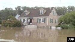 Uragan Ajrin izazvao poplave širom istočne obale Sjedinjenih Država