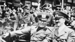 تابلوی نقاشی اثر هيتلر به قيمت ٣۲ هزار يورو فروخته شد