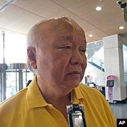 前总统府国策顾问 林光华