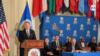 """Pompeo sobre OEA: """"Ha estado en la vanguardia de la ayuda al pueblo venezolano"""""""
