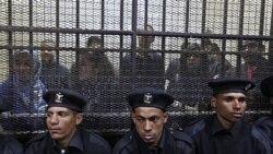 محاکمه فعالان نهادهای غيردولتی خارجی در مصر