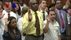 What's It Like to Become a US Citizen? (VOA On Assignment July 4 Special Edition)