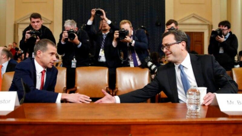 Comisión Judicial de la Cámara celebra audiencia sobre evidencia de juicio político a Trump