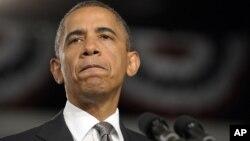 El presidente Barack Obama calificó el suceso de irracional y dijo que las autoridades serán firmes a la hora de hacer justicia.