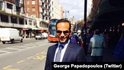 George Papadopoulos, former advisor to President Trump.