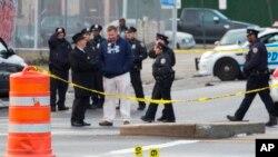 NYPD está en contacto con las fuerzas de seguridad del Reino Unido.