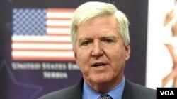 Ambasador SAD u Srbiji Kajl Skot, Foto: VOA