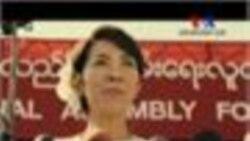 'The Lady' Filmi Suu Kyi'nin Yaşamını Anlatıyor