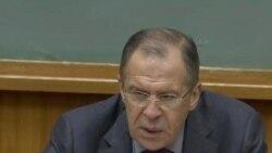 Сергей Лавров о позиции России по Сирии